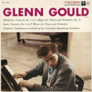 ピアノ協奏曲第1番、他 グールド(p)ゴルシュマン&コロンビア交響楽団