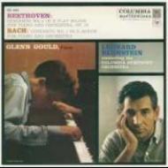 ピアノ協奏曲第2番、他 グールド(p)バーンスタイン&コロンビア響