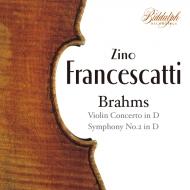 ヴァイオリン協奏曲、交響曲第2番 フランチェスカッティ(vn)オーマンディ&フィラデルフィア管