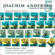 Works For Flute Vol.5: Jensen(Fl)Bellincampi / South Jutland So