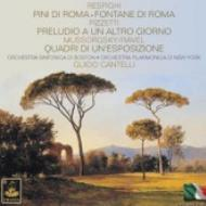 Pictures At An Exhibition: Cantelli / Nyp +respighi(Bso), Pizzetti