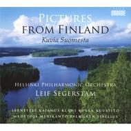 フィンランドの情景(ヘルシンキ・フィル創設125周年記念アルバム) セーゲルスタム指揮