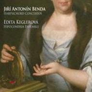 Harpsichord Concertos: Keglerova(Cemb)Hipocondria Ensemble