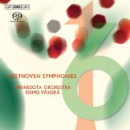 交響曲第1番、第6番『田園』 ヴァンスカ&ミネソタ管弦楽団