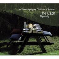 Concertos, Symphony-j.s.bach, C.p.e.bach, W.f.bach: Rousset(Cemb)/ Les Talens Lyriques