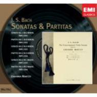 無伴奏ヴァイオリンのためのソナタとパルティータ全曲 マルツィ