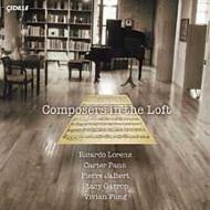 「桟敷の音楽」 ビアヴァ四重奏団、リンカーン三重奏団、イン(Vc)、ほか