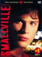 ワーナーTVシリーズ::SMALLVILLE/ヤング・スーパーマン <セカンド・シーズン>セット1