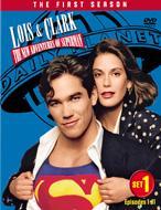 ワーナーTVシリーズ::LOIS&CLARK 新スーパーマン <ファースト・シーズン> セット1