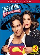 ワーナーTVシリーズ::LOIS&CLARK 新スーパーマン <ファースト・シーズン> セット2