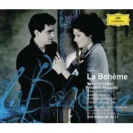 『ボエーム』全曲 ネトレプコ、ヴィラゾン、ド・ビリー&バイエルン放送響(2CD)