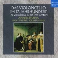 17世紀のチェロ音楽 ビルスマ(vc)アスペレン(cemb)