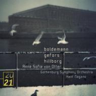 ボルデマン:4つの墓碑銘、ゲフォーシュ:リディアの歌、他 オッター(Ms)ナガノ&エーテボリ響