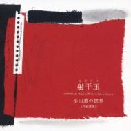 射干玉, Violin Concerto, Etc: 東京現代音楽アンサンブル Comet 荒井英治(Vn)渡邊一正 / 新星日本so Etc
