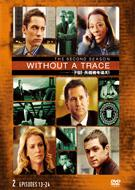 ワーナーTVシリーズ::WITHOUT A TRACE/FBI 失踪者を追え!<セカンド>セット2
