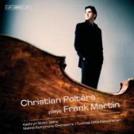 チェロ協奏曲、バラード、8つの前奏曲 ポルテラ(vc)ストット(p)オッリラ=ハンニカイネン&マルメ響
