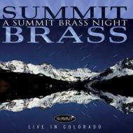 A Summit Brass Night-live In Colorado: Summit Brass