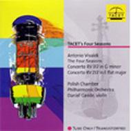 Four Seasons, Violin Concertos: Gaede(Vn)Rajski / Polish Chamber Po