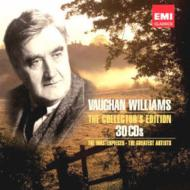 ヴォーン・ウィリアムズ:コレクターズ・エディション(30CD)