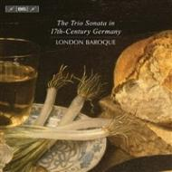 17世紀のトリオ・ソナタ集(ドイツ) ロンドン・バロック