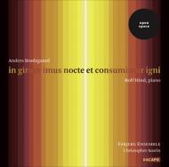 ピアノ協奏曲、ほか ハインド(p)、オースティン&エスビェア・アンサンブル