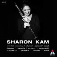 シャロン・カム/コレクテッド・レコーディングス(5CD)