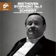 ベートーヴェン:交響曲第5番、モーツァルト:交響曲第32番 シュナイト&神奈川フィル