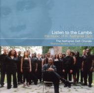Listen To The Lambs-choral Works: Nathaniel Dett Cho