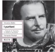 I Puritani: Previtali / Rome Rai So Pagliughi Filippeschi Panerai