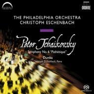 交響曲第6番『悲愴』 エッシェンバッハ&フィラデルフィア管弦楽団