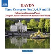 ピアノ協奏曲集 クナウアー(pf)、ミュラー=ブリュール&ケルン室内管
