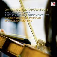 室内交響曲集 ミヒャエル・ザンデルリング&カンマーアカデミー・ポツダム