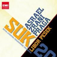 アスラエル交響曲、人生のみのり、プラハ ペシェク&ロイヤル・リヴァプール・フィル