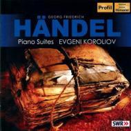 クラヴィーア組曲第3、4、7、8番 コロリオフ(pf)