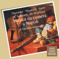 バロック期ナポリの室内楽作品集 イル・ジャルディーノ・アルモニコ