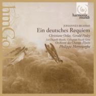 ドイツ・レクィエム ヘレヴェッヘ&シャンゼリゼ管弦楽団