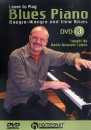 Learn To Play Blues Piano: Dvd 3