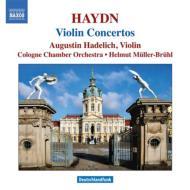 ヴァイオリン協奏曲集 ハーデリヒ、ミュラー=ブリュール&ケルン室内管