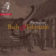 バッハ:カンタータ第209番、三重協奏曲、テレマン:ターフェルムジークより フロリレジウム