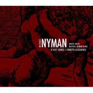 8つのエロティックな歌 エンジェル、マイケル・ナイマン・バンド