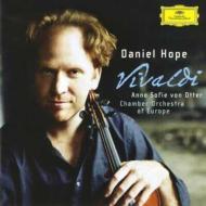 ヴァイオリン協奏曲集、アリア『しばしば太陽が』 ホープ、オッター、ヨーロッパ室内管弦楽団