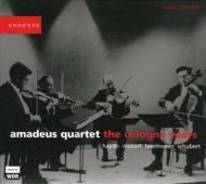 アマデウス四重奏団  ケルン・ライヴ 1953-1957(2CD)