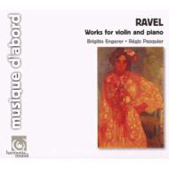 ヴァイオリンとピアノのための作品集 パスキエ、エンゲラー