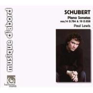ピアノ・ソナタ第14番、第19番 ポール・ルイス