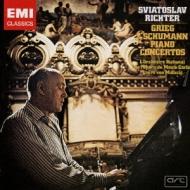 グリーグ:ピアノ協奏曲、シューマン:ピアノ協奏曲 リヒテル、マタチッチ&モンテ・カルロ国立歌劇場管(HQCD)