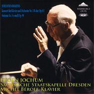 交響曲第4番、ピアノ協奏曲第2番 ヨッフム&シュターツカペレ・ドレスデン、ベロフ(2CD)