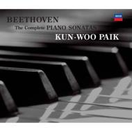 ピアノ・ソナタ全集 クン=ウー・パイク(9CD)