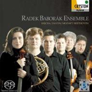 ライヒャ:ホルン五重奏曲、モーツァルト:音楽の冗談、他 ラデク・バボラーク・アンサンブル