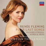 4つの最後の歌、アリア集、歌曲集 フレミング、ティーレマン&ミュンヘン・フィル
