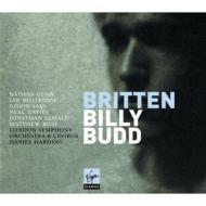 『ビリー・バッド』全曲 ハーディング&ロンドン響、ボストリッジ、ガン、他(2007 ステレオ)(3CD)
